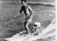 Hobie Alter Motorized Surfboard